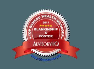 AdvisoryHQ Award