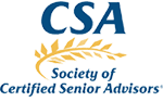 Society of Certified Senior Advisors (CSA) icon