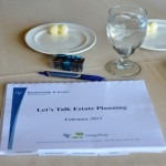 Let's Talk Estate Planning