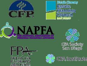 Rick Brooks certification logos